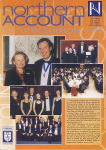 1999 Northern Account Autumn Edition Cover