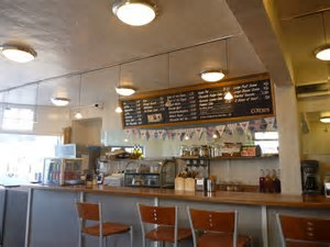 image of a cafe interior
